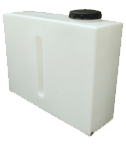 280 litre baffled water tank