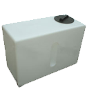 350 litre baffled water tank