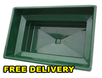 Fibreglass Pond In Green Special Offer