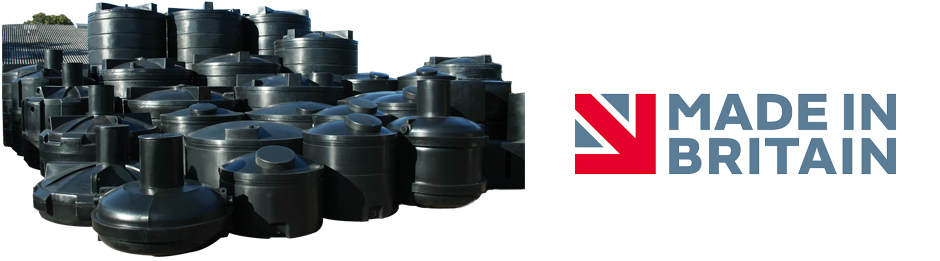 Water Tanks - made in Britain